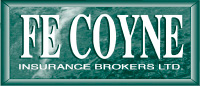 F.E. Coyne Insurance Brokers Logo